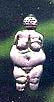 Willendorf Goddess Pendant 1 inch tall