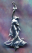 Lady of Avalon Goddess 1 7/8 inches tall